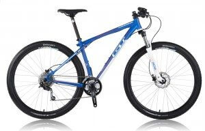 gt karakoram cheap mountain bike with disc brakes review