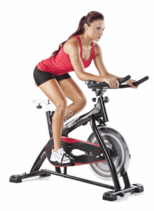 weslo indoor fitness bike for over 300 pounds