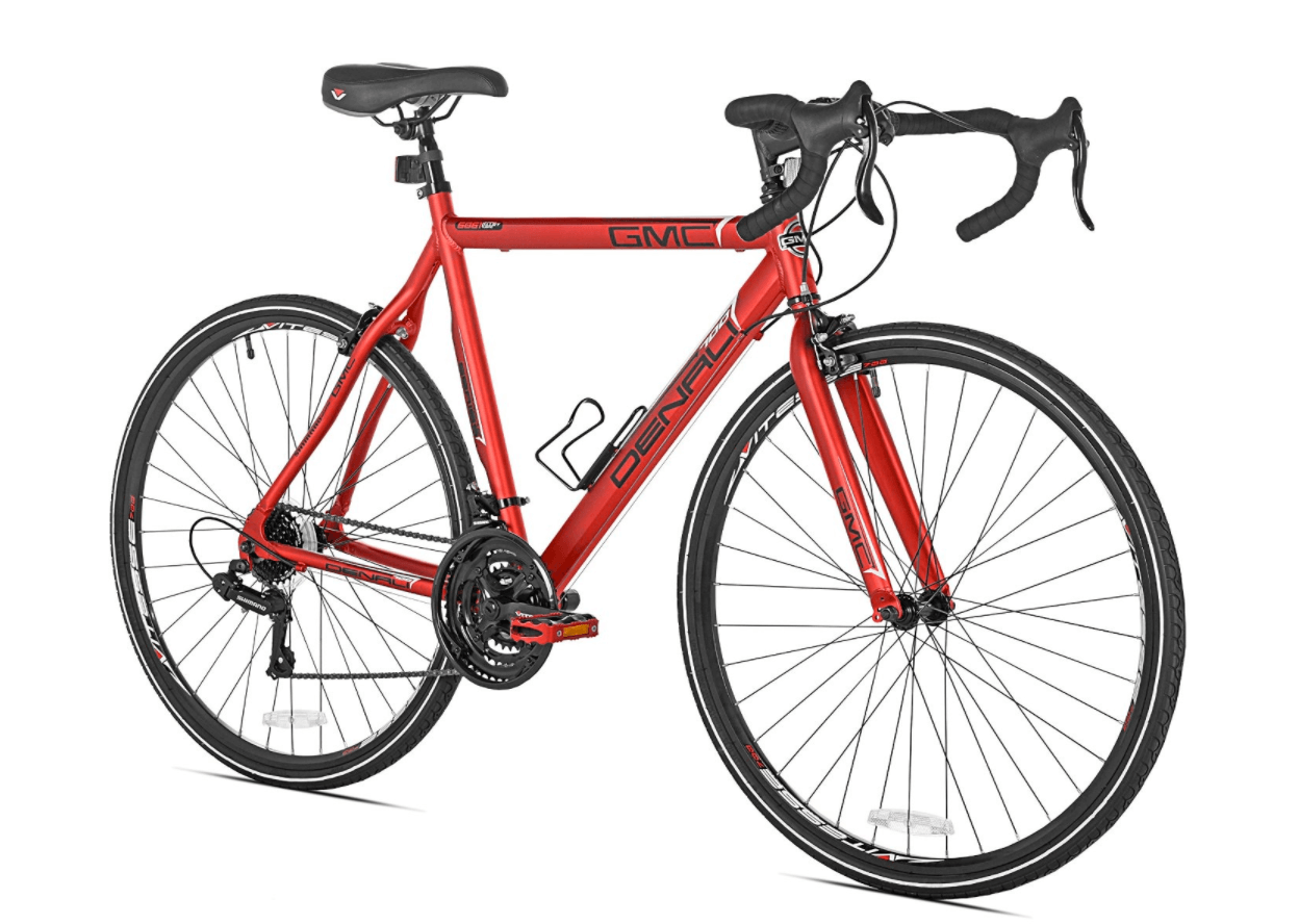 Picture OF Red GMC Denali Road Bike