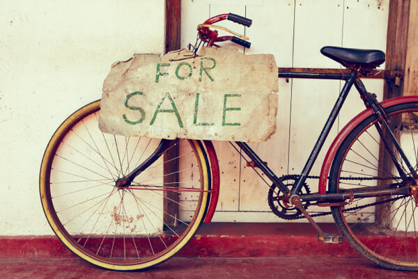 Buying A Secondhand Bike