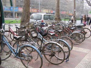 these bikes in asia are heavy commuters. try to get something lighter