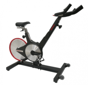image of Keiser M3 bike in black