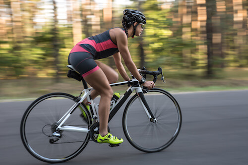 Early Season Bike Workouts Create An Easier Summer