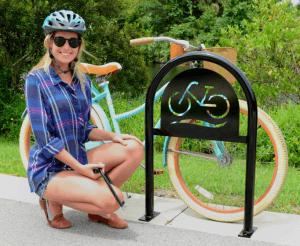 beautiful bicycle bike girl