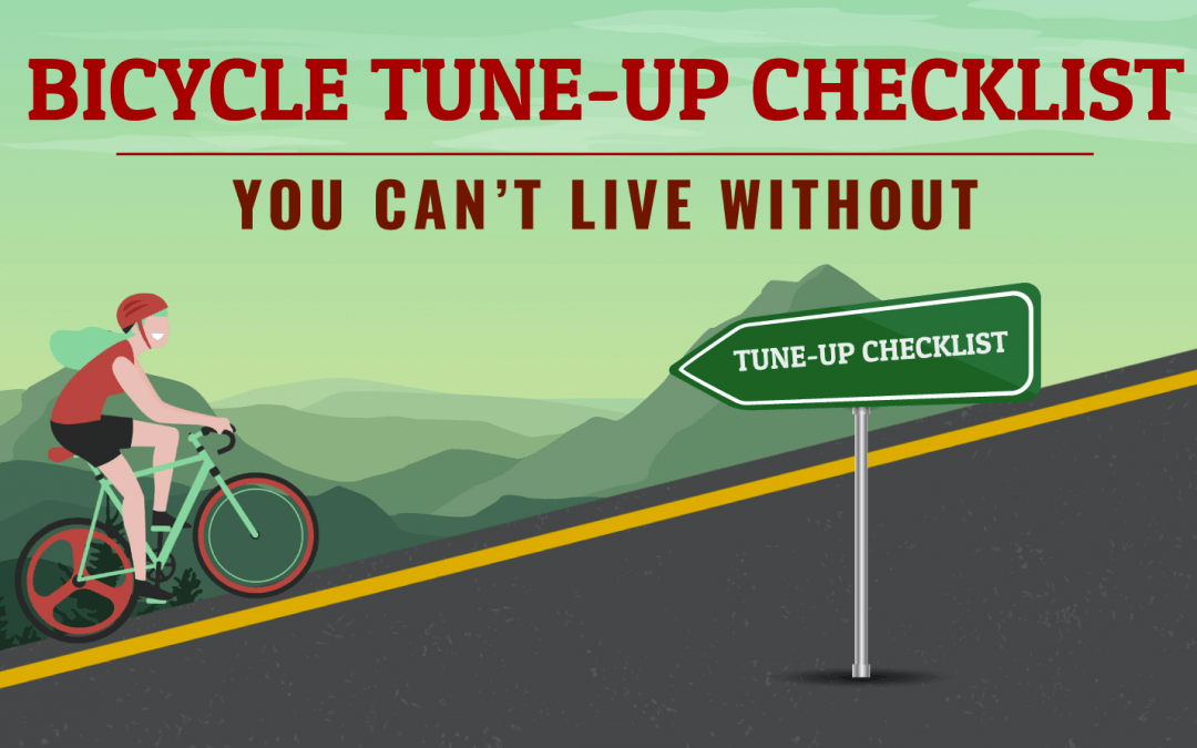 Bicycle Tune-Up Checklist You Can't Live Without