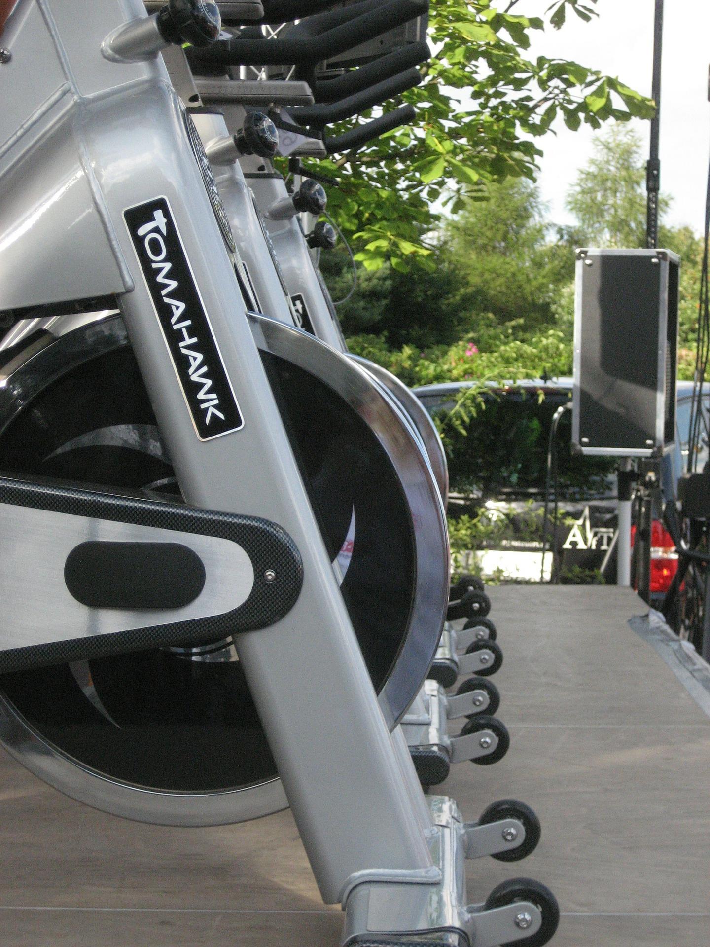 tomahawk exercise bikes