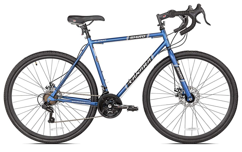 The Takara Shiro Adventure Bike